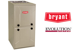 Bryant Evolution Series High Efficiency Gas Furnace