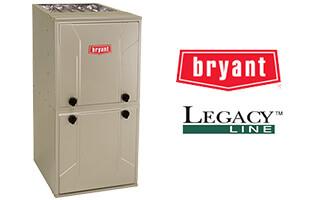 Bryant Legacy Series High Efficiency Gas Furnace