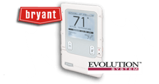 Bryant Evolution Control Thermostat