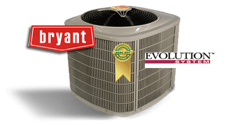 Bryant Evolution Series Air Conditioner Overlake Heating