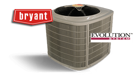 bryant evolution series heat pump overlake heating air conditioning. Black Bedroom Furniture Sets. Home Design Ideas