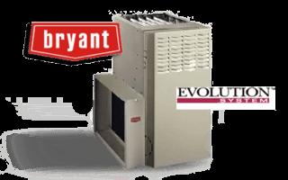 Bryant Evolution System Standard Efficiency Gas Furnace