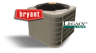 Bryant Legacy Line Central Air Conditioner