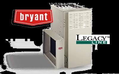 Bryant Legacy Line High Efficiency Gas Furnace Overlake