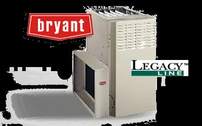 Bryant Legacy Series 80 Efficiency Gas Furnace Overlake