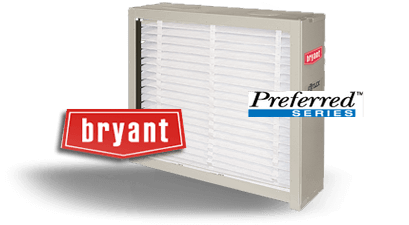 Bryant Preferred Series Filter Cabinet w/ Disposable Filter ...