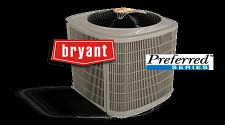 Bryant Preferred Series Air Conditioner Overlake