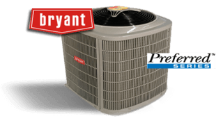 Bryant Preferred Series Heat Pump