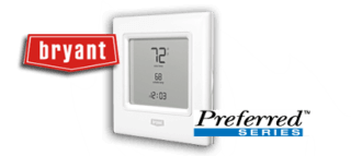 Bryant Preferred Series Programmable Thermostat