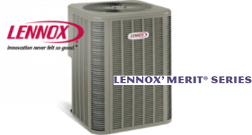 lennox air conditioning. lennox merit series air conditioner conditioning e