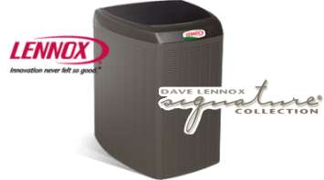 Lennox Signature Series Air Conditioner Overlake Heating
