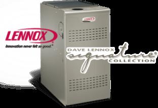 Lennox Signature Series 80 Efficiency Gas Furnace