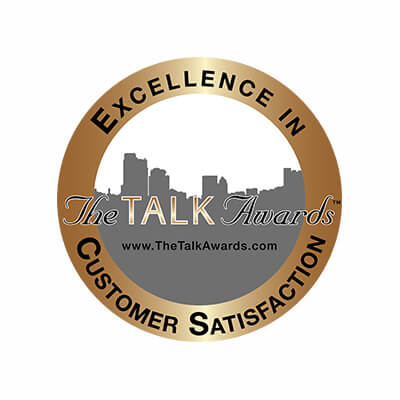 The Talk Awards logo
