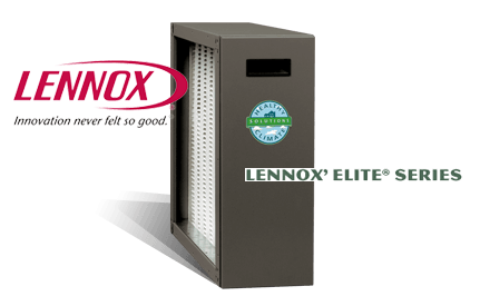 Lennox Air Conditioning >> Lennox Elite Series Healthy Climate 11 Media Air Cleaner • Overlake Heating & Air Conditioning