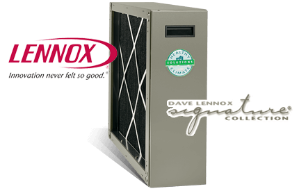 Lennox Signature Series Healthy Climate Carbon Clean 16