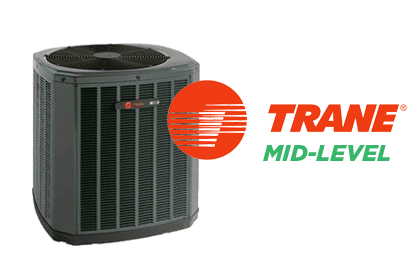 Trane Xr Series Air Conditioners Overlake Heating Air Conditioning