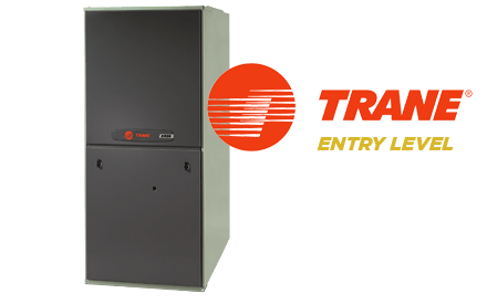 Trane Xr95 And Xt95 Gas Furnaces Overlake Heating Amp Air