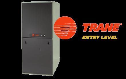 Trane Furnace High Efficiency Entry Level XR95