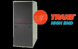 Trane Furnace High Efficiency High-End XC95m