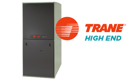 Trane Furnace High Efficiency High-End XC95m