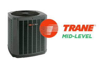 Trane Heat Pump Mid Level XR17