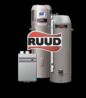Ruud Professional Water Heaters Overlake Heating Amp Air